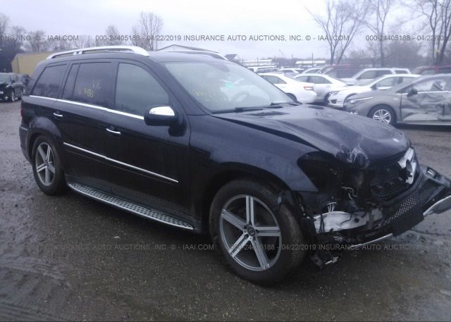 Inventory #240899868 2010 Mercedes-benz GL