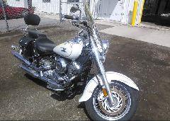 2009 Yamaha XVS650