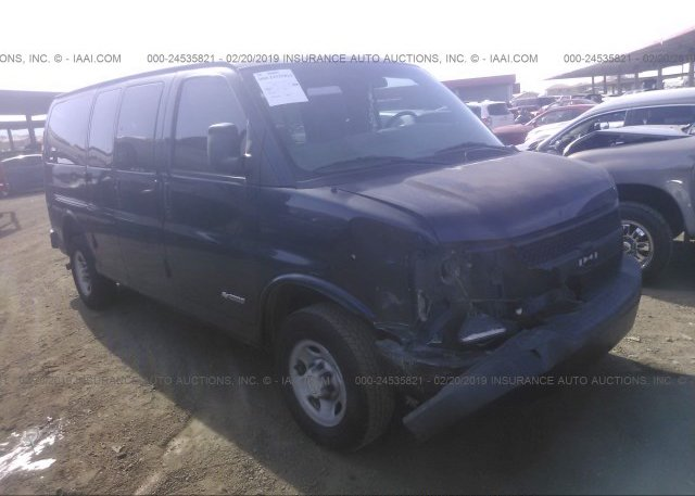 Inventory #108826769 2006 Chevrolet EXPRESS G2500