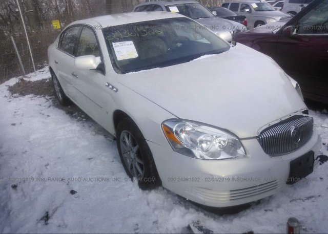 Inventory #347762394 2007 Buick LUCERNE