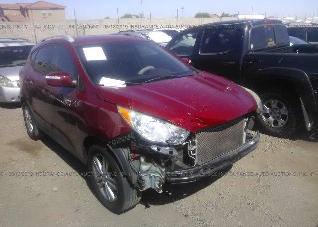 Inventory #638880923 2012 Hyundai TUCSON