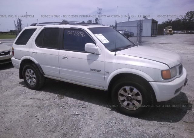 Inventory #381078226 1998 Honda PASSPORT