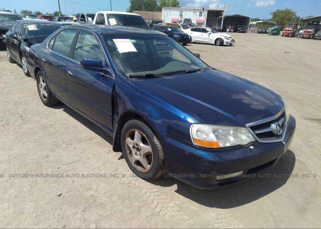 Inventory #332260073 2002 Acura 3.2TL