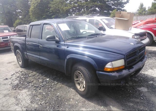 Inventory #784181746 2003 Dodge DAKOTA