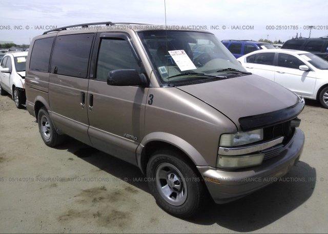 Inventory #551879780 2001 Chevrolet ASTRO