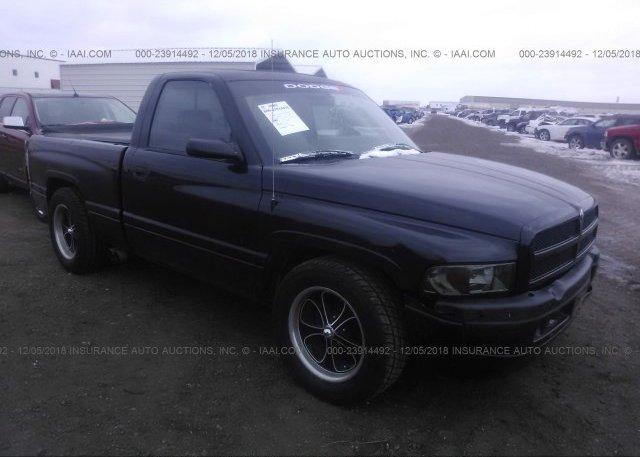 Inventory #206637959 1997 Dodge RAM 1500