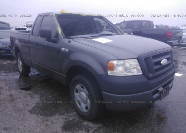 Inventory #246290788 2006 FORD F150