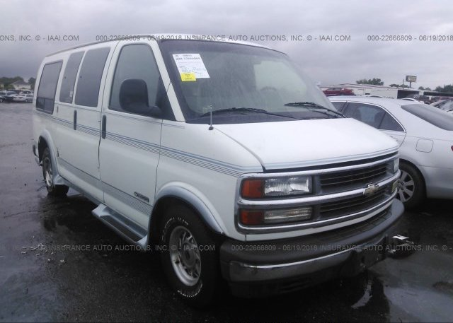 Inventory #503043628 1998 Chevrolet EXPRESS G1500