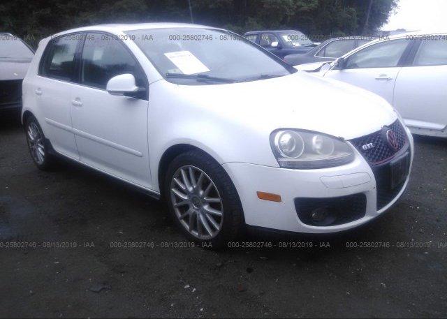 Inventory #796127648 2007 Volkswagen NEW GTI