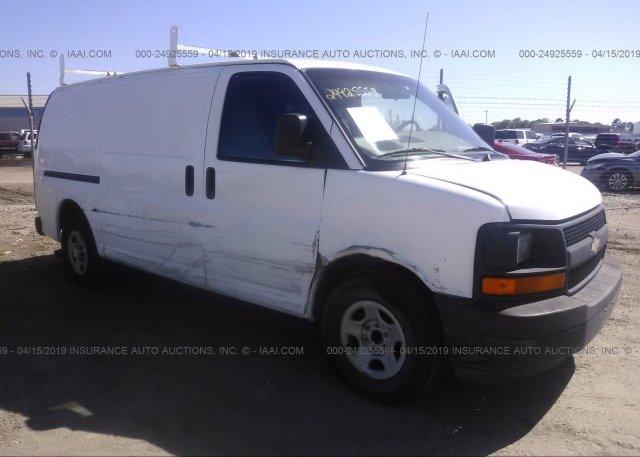 Inventory #411178482 2003 Chevrolet EXPRESS G1500