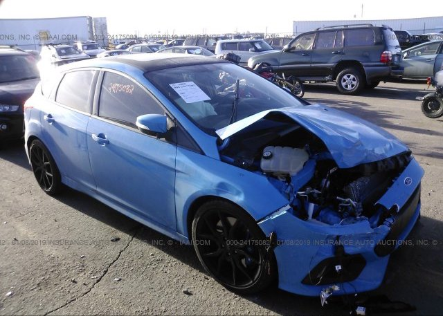 Inventory #458953816 2017 FORD FOCUS
