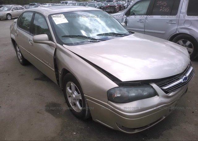 Inventory #938251333 2004 Chevrolet IMPALA