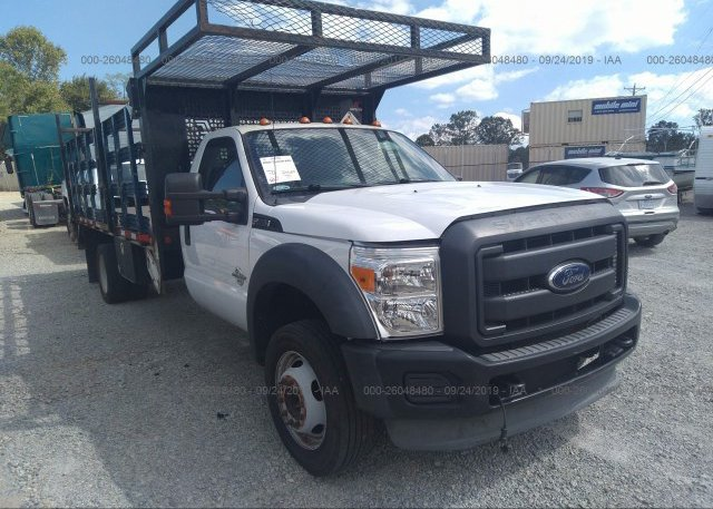 Inventory #291276833 2012 FORD F550