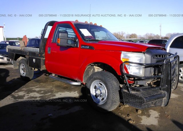 Inventory #875855291 2011 FORD F350