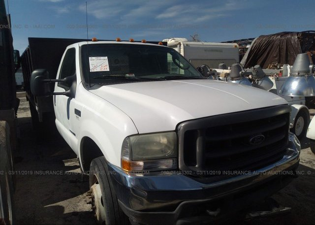 Inventory #339456608 2003 FORD F550