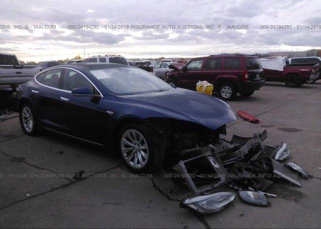 Inventory #718576088 2016 Tesla MODEL S