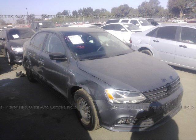 Inventory #278692678 2016 Volkswagen JETTA