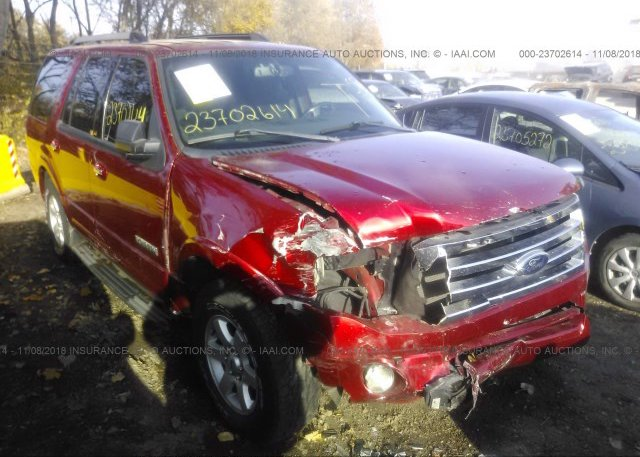 Inventory #855052063 2008 FORD EXPEDITION