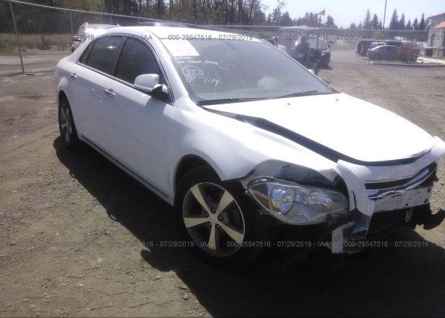 Inventory #316974000 2012 Chevrolet MALIBU