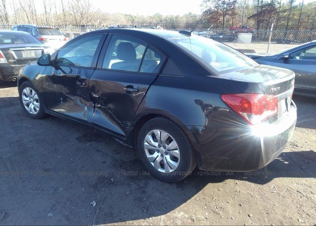 купить 2016 CHEVROLET CRUZE LIMITED 1G1PC5SG3G7141619