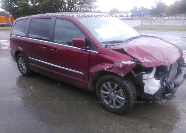 Inventory #512833434 2015 Chrysler TOWN & COUNTRY