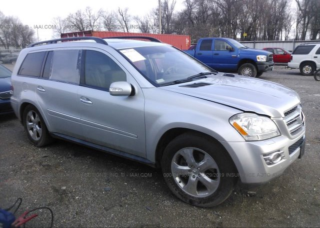 Inventory #736851368 2008 Mercedes-benz GL