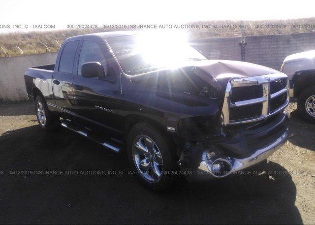 Inventory #681512369 2005 Dodge RAM 1500