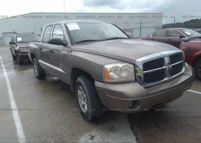 Inventory #794496245 2006 Dodge DAKOTA