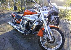 2008 HYOSUNG GV650