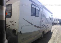 2008 FORD ECONOLINE - 1FDXE45S18DA64579 rear view