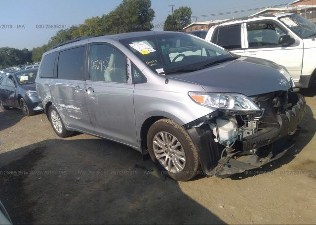 Inventory #201103508 2013 Toyota SIENNA