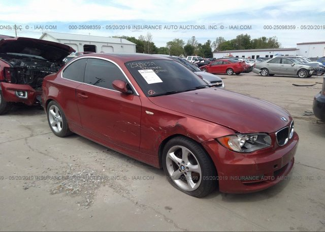 Inventory #421916831 2008 BMW 128