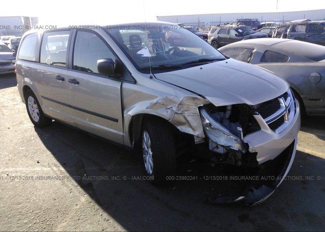 Inventory #534189629 2015 Dodge GRAND CARAVAN