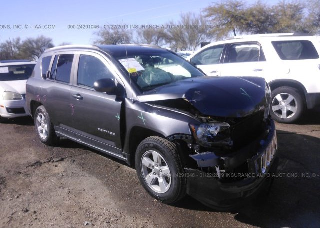 Inventory #649076037 2017 JEEP COMPASS
