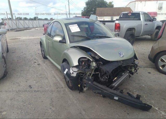 Inventory #437904242 2006 Volkswagen NEW BEETLE