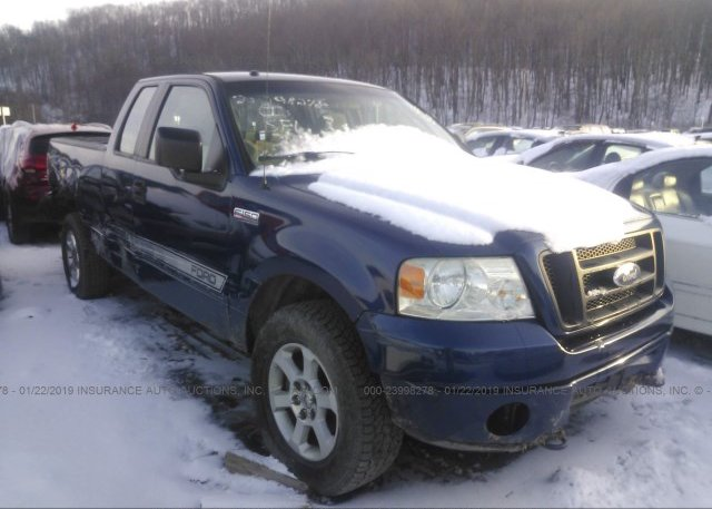 Inventory #380273174 2008 FORD F150