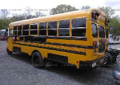 2019 BLUE BIRD SCHOOL BUS / TRANSIT BUS - 1BAKBCEA7KF347924 [Angle] View