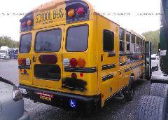 2019 BLUE BIRD SCHOOL BUS / TRANSIT BUS - 1BAKBCEA7KF347924 rear view