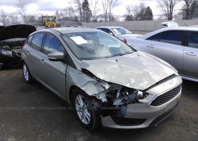 Inventory #859511844 2016 FORD FOCUS