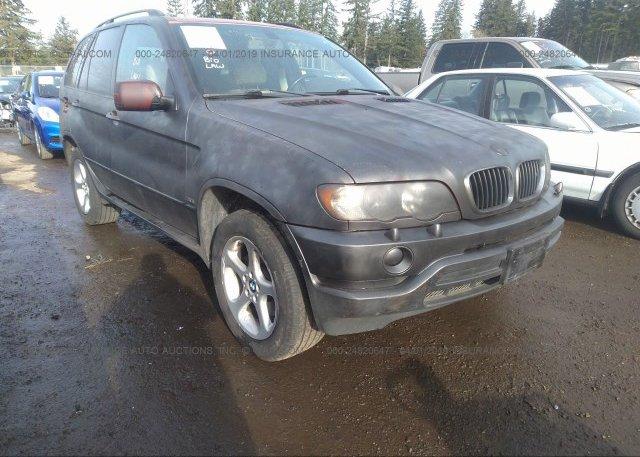 Inventory #805388297 2002 BMW X5