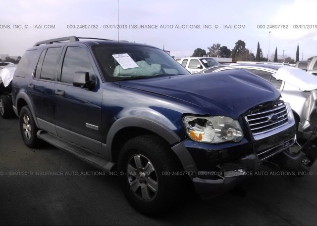Inventory #760816104 2006 FORD EXPLORER