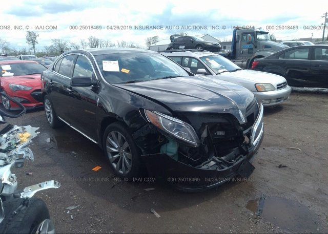 Inventory #804906163 2013 Lincoln MKS