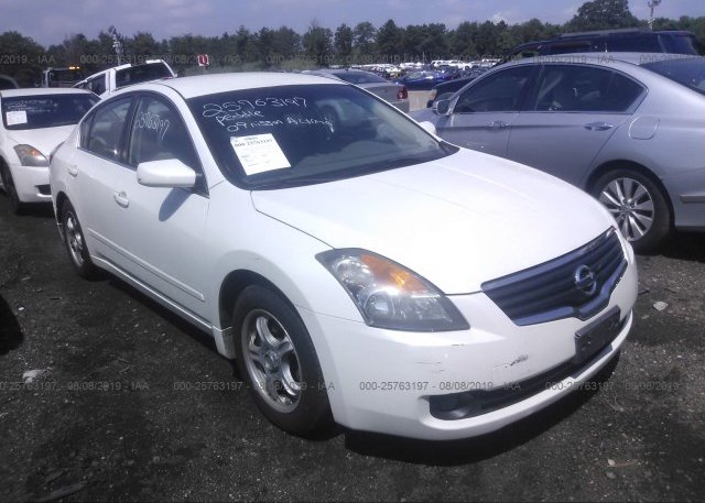 Inventory #896501281 2009 Nissan ALTIMA