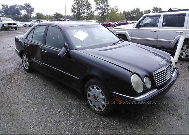 Inventory #333373435 1999 Mercedes Benz E