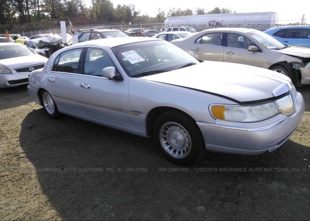 1lnfm81wxwy682519 Bill Of Sale Silver Lincoln Town Car At Medford
