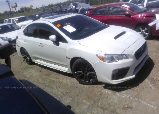 Inventory #409753941 2017 Subaru WRX