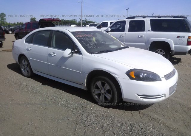 Inventory #808818510 2014 Chevrolet IMPALA LIMITED