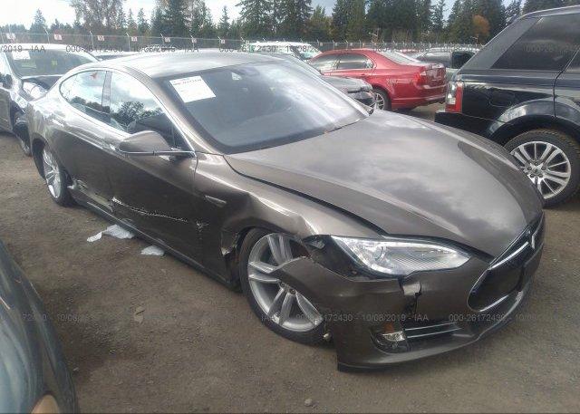 Inventory #611876372 2015 Tesla MODEL S