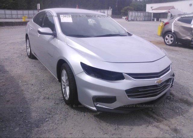 Inventory #298616145 2018 Chevrolet MALIBU