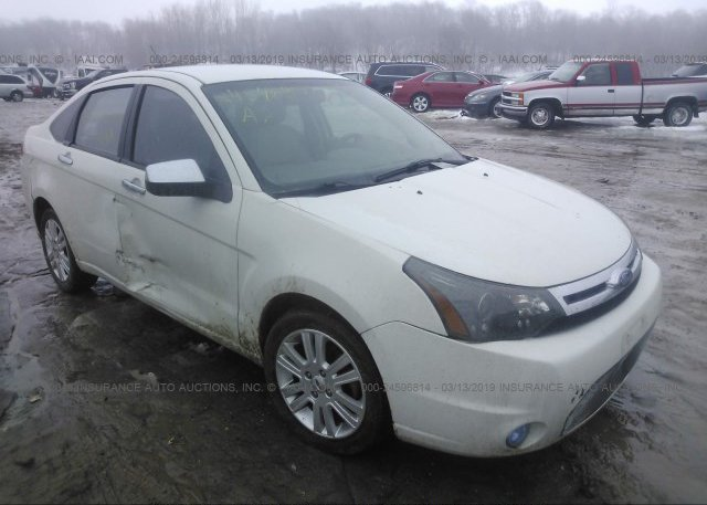 Inventory #145717361 2010 FORD FOCUS